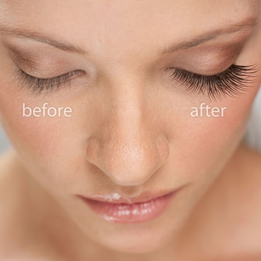 eye lash extensions in telluride colorado
