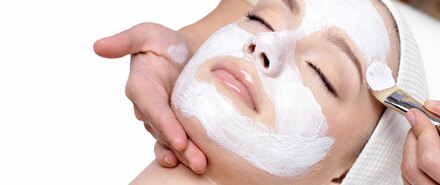 Facial treatments in Telluride Colorado
